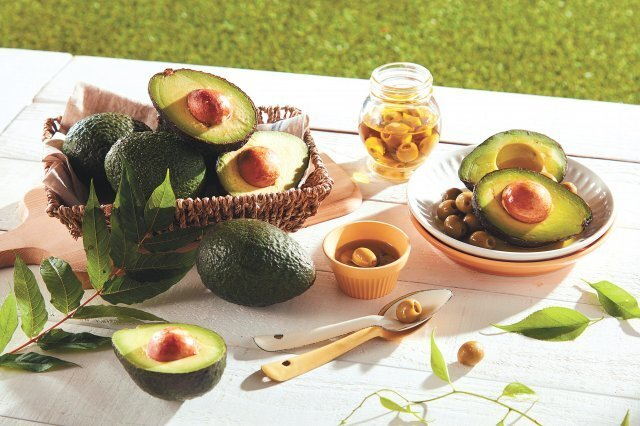 아보카도오일에는 불포화지방산이 풍부하다. 불포화지방산은 나쁜 콜레스테롤을 낮추는 역할을 한다. 게티이미지코리아