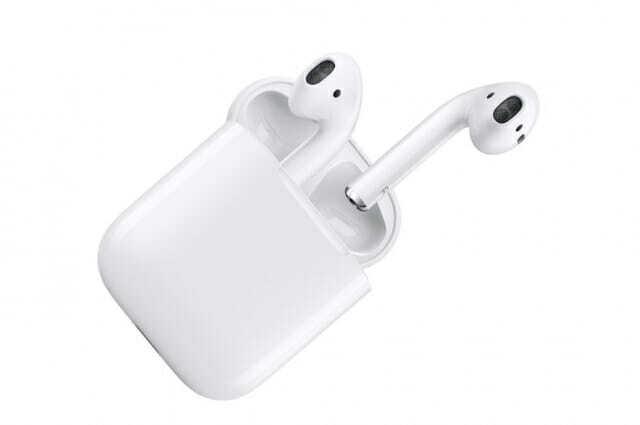 애플의 무선 이어폰 '에어팟' (사진=애플)