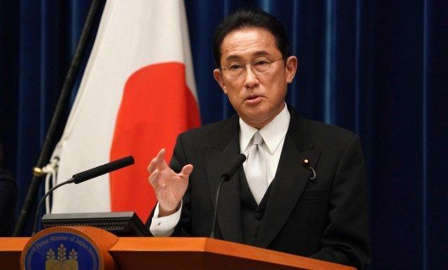 기시다 후미오 일본 총리. 뉴시스