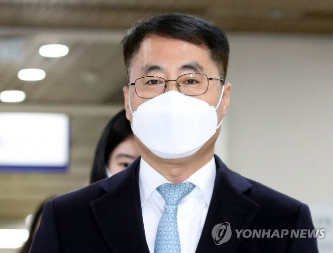 유해용 전 대법원 수석재판연구관 [사진제공=연합뉴스]