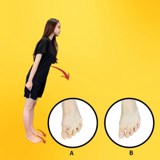 짧은 발가락 굽힘근 근력 운동
