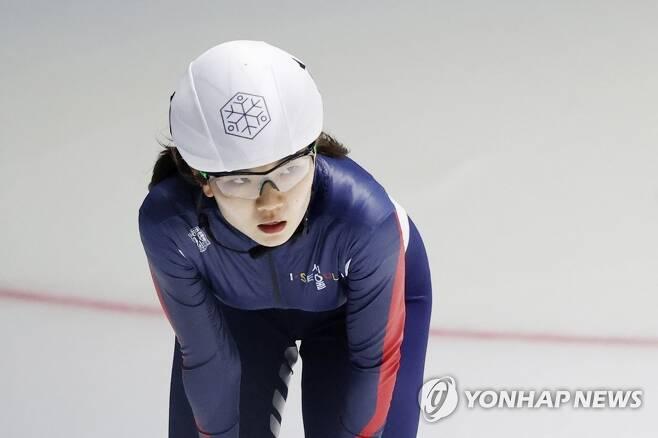 심석희 [연합뉴스 자료사진]
